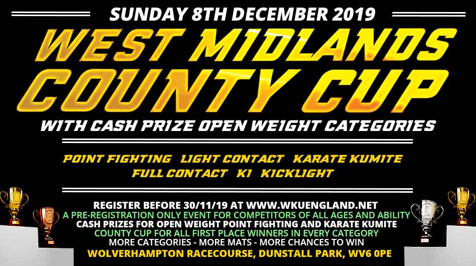 Kickboxing and Karate Tournament Kwon Grand Slam
