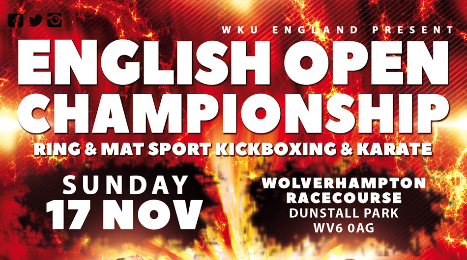 English Open Kickboxing Karate Championship