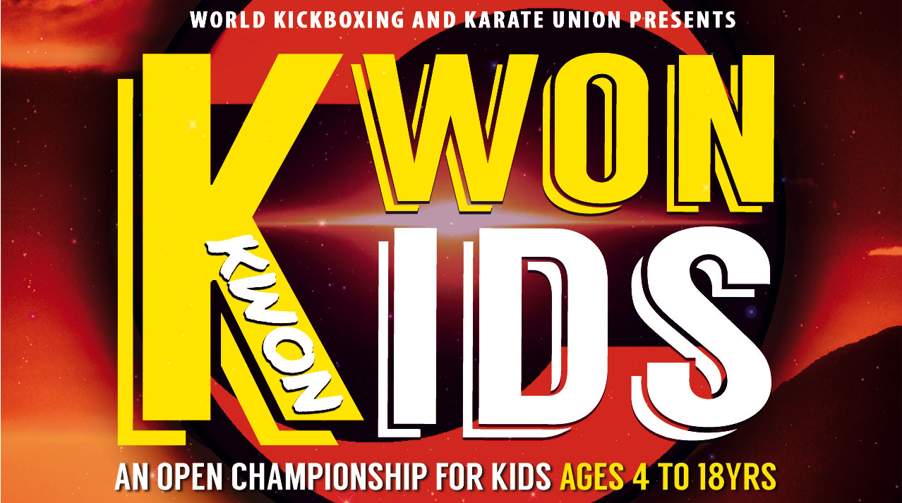 Kwon Kids U18s Junior Martial Arts Championship 2020