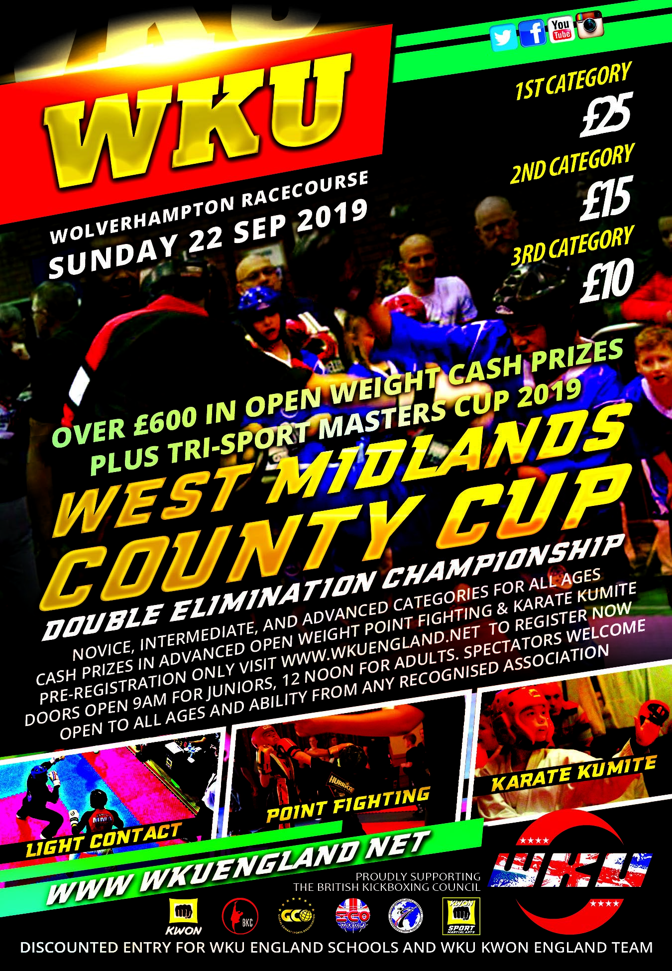 West Midlands County Cup 2019